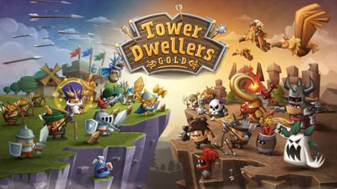 塔防游戏依旧坚挺《塔之住民黄金版》