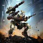 步行战争机器人