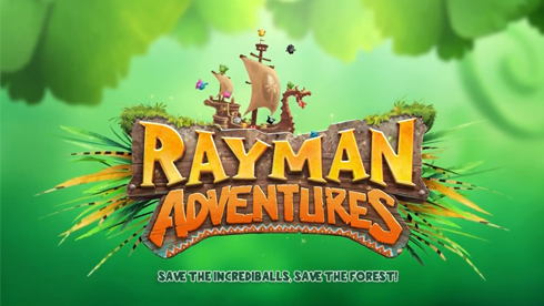 雷曼系列新作《雷曼:大冒险》