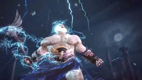 GL最新格斗力作《罗马战神》