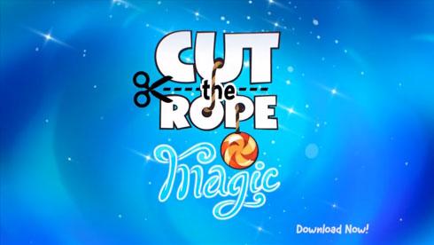 可爱绿皮蛙再次席卷全球《割绳子:魔法》