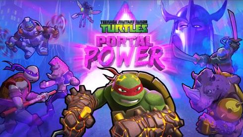 经典动画改编手游《忍者神龟:电门》