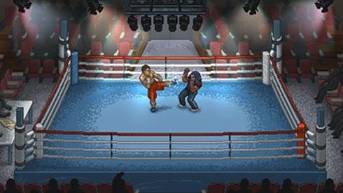搏命就为一瞬间的动霸TUA《拳击俱乐部》