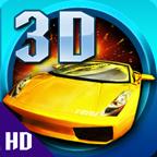 3D霹雳飞车