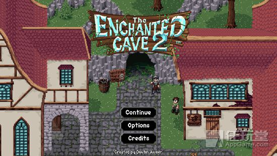 the enchanted cave 226