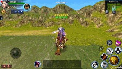 手机版武士游戏内展示效果